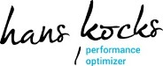 Hans Kocks Performance Optimizer for Athletes